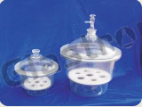 Desiccator with Lid Vacuum